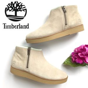 NWOB TIMBERLAND Paxton Hill Suede Ankle Boots 8